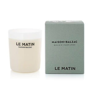 LE MATIN CANDLE - LARGE