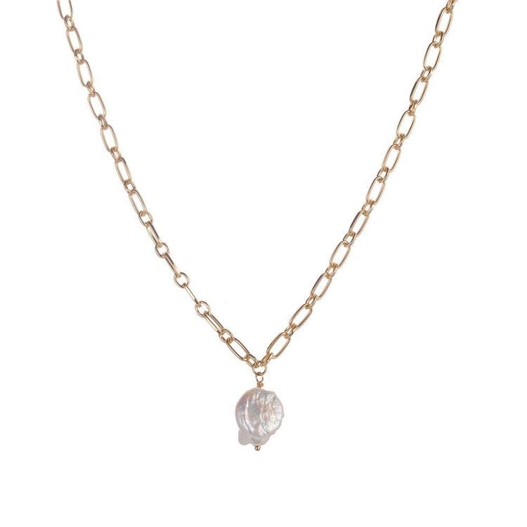 MARGIE FRESHWATER PEARL NECKLACE