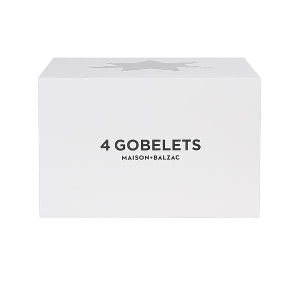 Load image into Gallery viewer, 4 MEDIUM GOBELETS - SUMMER