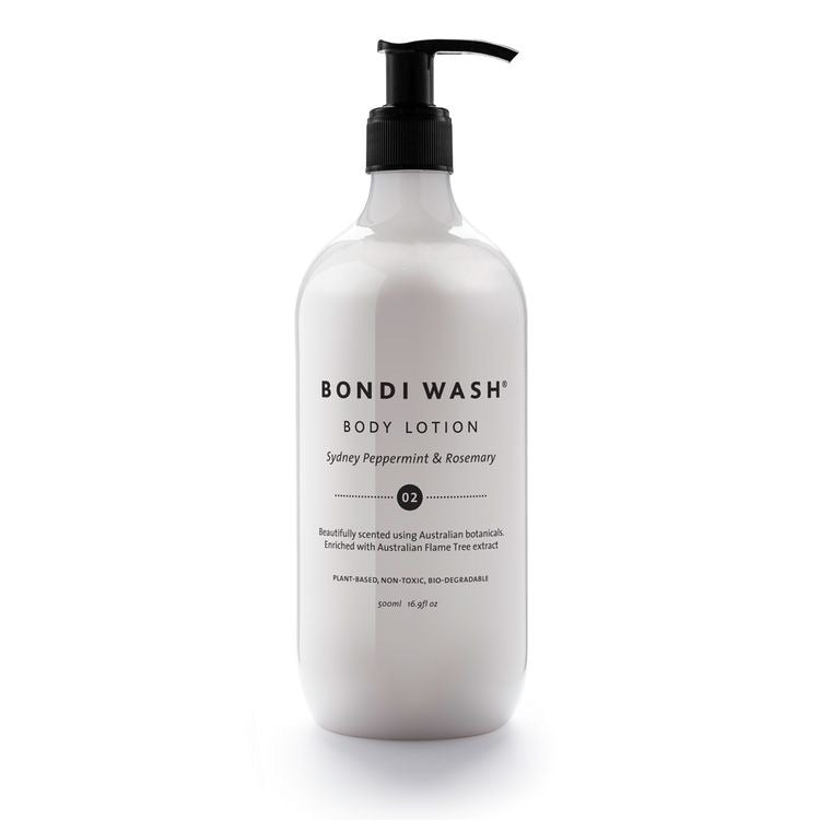 BODY LOTION - SYDNEY PEPPERMINT & ROSEMARY
