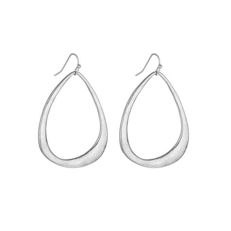 Load image into Gallery viewer, JORDAN BELL HOOPS - SILVER & GOLD
