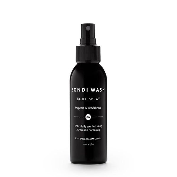 BODY SPRAY - FRAGONIA & SANDALWOOD