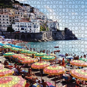 Load image into Gallery viewer, JIGSAW PUZZLE - AMALFI NEOPOLITAN