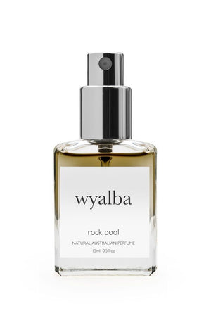 Load image into Gallery viewer, WYALBA NATURAL PERFUME - ROCK POOL