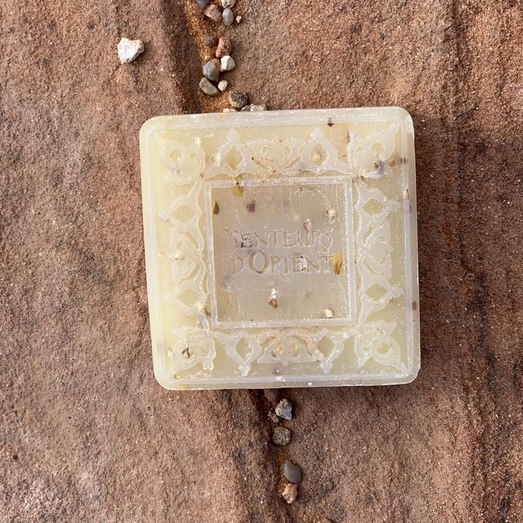 Load image into Gallery viewer, ALMOND EXFOLIANT MA'AMOUL SOAP