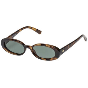 OUTTA LOVE SUNGLASSES - TORT