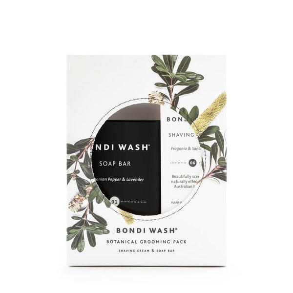 BOTANICAL GROOMING PACK