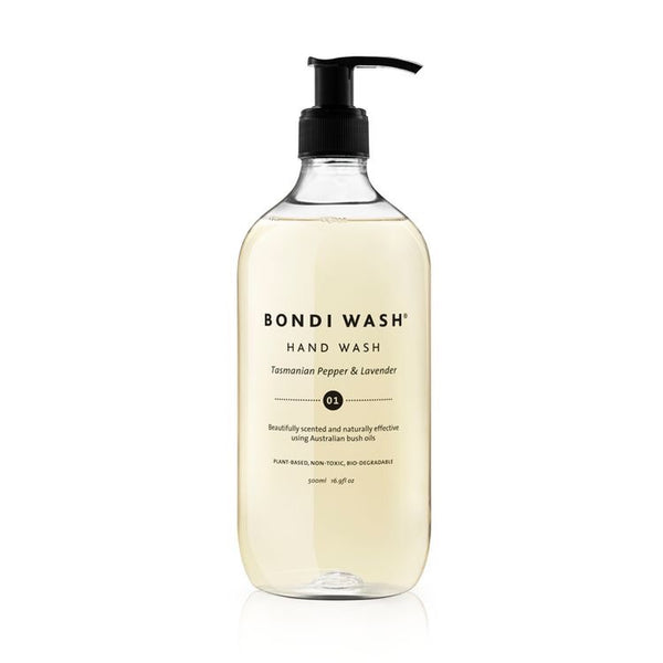 HANDWASH - LEMON TEA TREE & MANDARIN