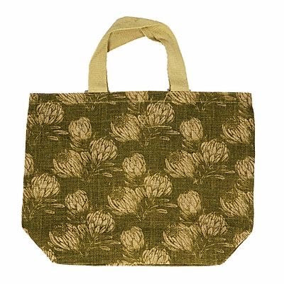 GROCER BAG - FIELD PROTEA 3 COLOURS