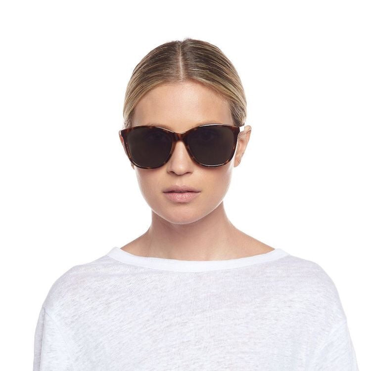 ENTITLEMENT SUNGLASSES - MILKY TORT
