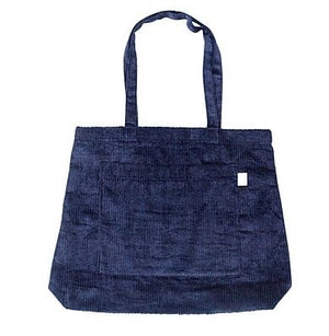 Load image into Gallery viewer, JUMBO CORD TOTE - NAVY