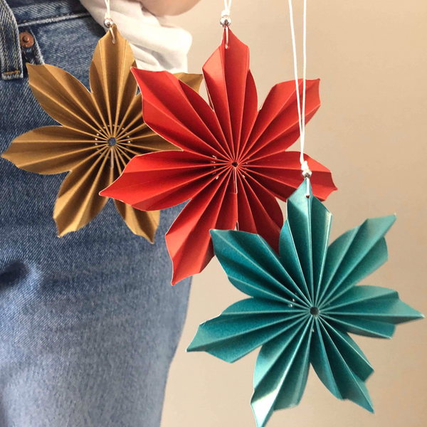 POINSETTIA - CHRISTMAS DECORATION