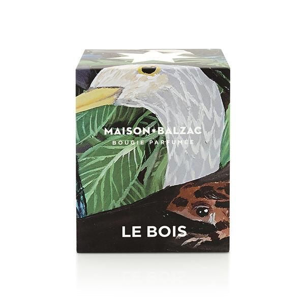 LE BOIS CANDLE - LARGE