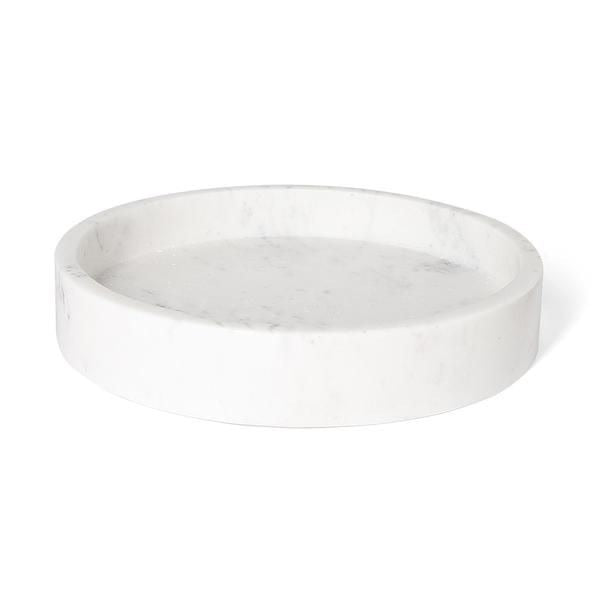 Load image into Gallery viewer, BABY BLANC ROUND TRAY