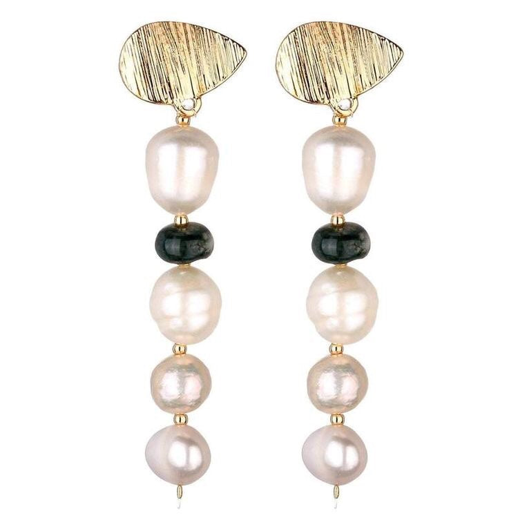 MARA FRESHWATER PEARL EARRINGS