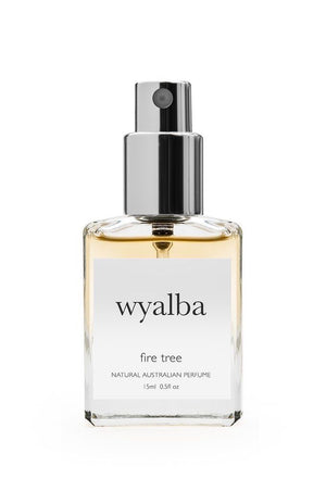 WYALBA NATURAL PERFUME - FIRE TREE