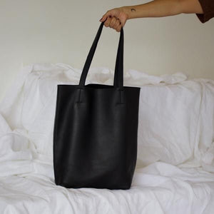 Load image into Gallery viewer, KIYOTO TOTE - BLACK