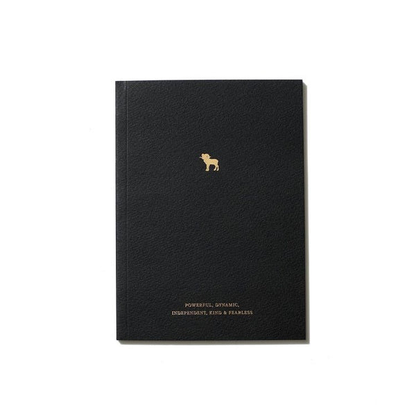 ARIES ZODIAC NOTEBOOK