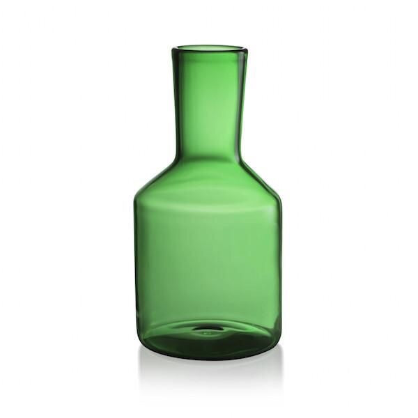 Load image into Gallery viewer, J'AI SOIF CARAFE & GLASS - GREEN