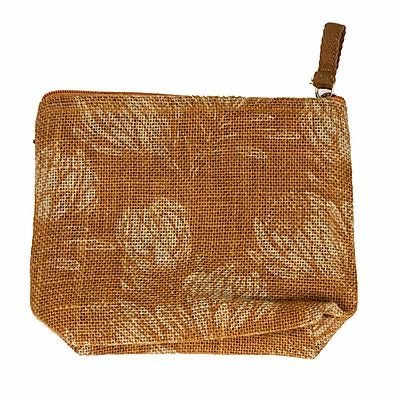 JUTE PROTEA PURSE - 3 COLOURS