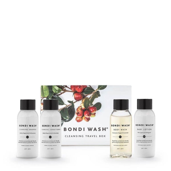 CLEANSING TRAVEL BOX