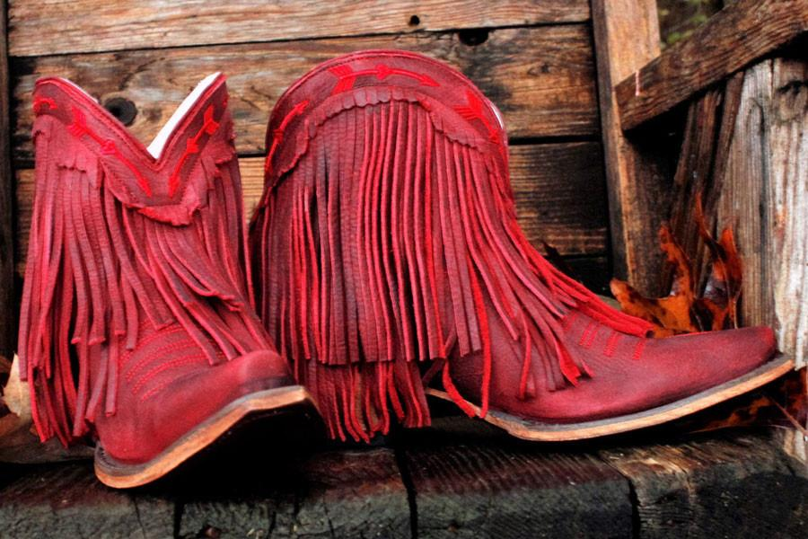 Women's Boots | Shop Sweet Pea Clothing & Accessories LLC Online Boutique | Fringe Booties