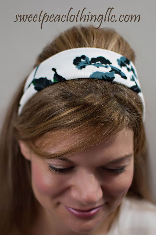 Green With Envy Headband