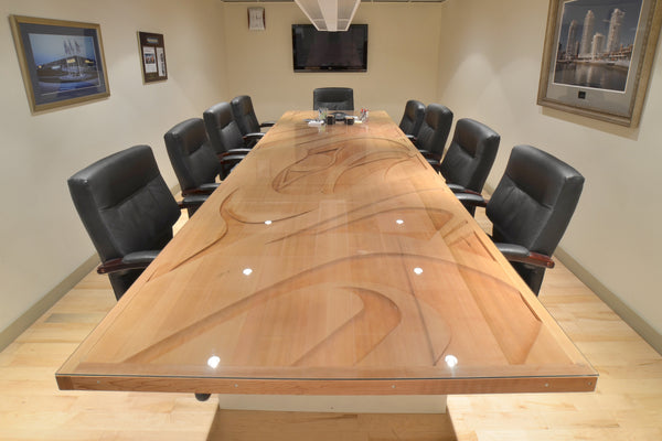 Electric Eagle Conference Table