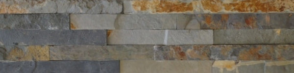 CLEARANCE - Stacked Stone Rustic Colour (Code: WC6303)