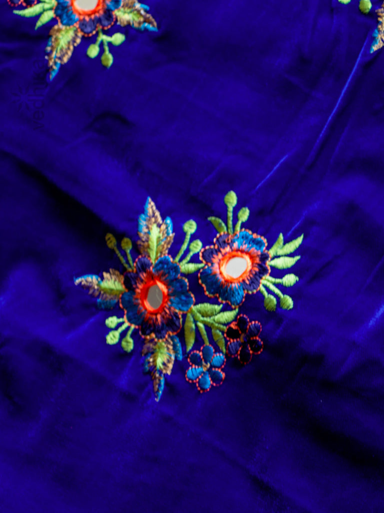 Traditional KanjivaramSilk.