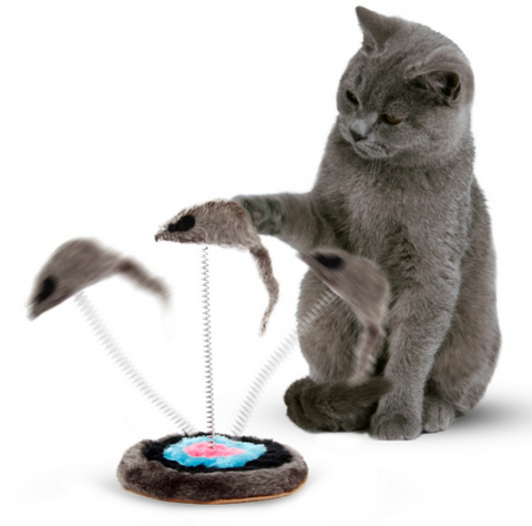 Fun Mouse Cat Toy