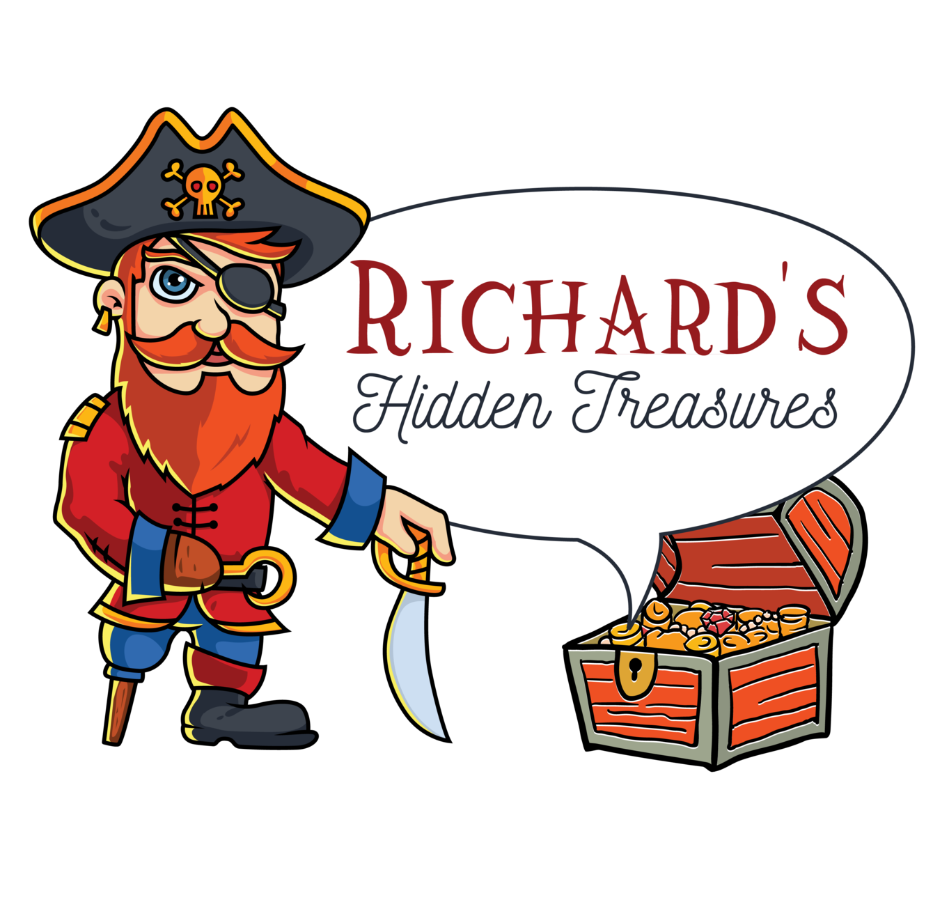 Richard's Hidden Treasures