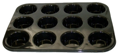 12 Cup Muffin / Yorkshire Pudding / Cupcake Tray. - WellBake