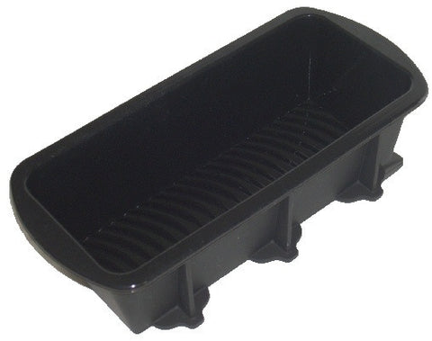 (2lb) Silicone Loaf Pan with supports. - WellBake