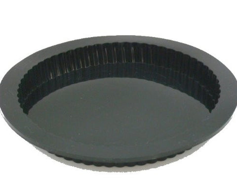 FLAT Fluted 10 inch Flan Dish - Buy 1 Get 1 FREE - WellBake
