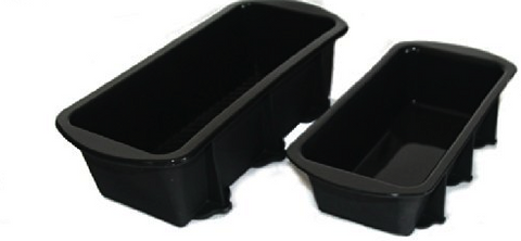 Silicone Loaf Pan Set (2lb + 1lb)