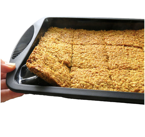 Rectangle Brownie and Flapjack Tray Bake with Rigid Frame.