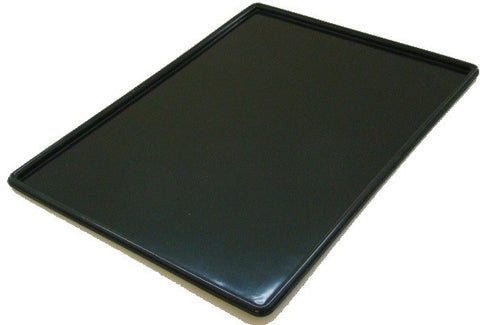 Silicone Oven Tray with Rigid Frame - 38 x 27cm - WellBake