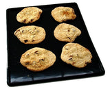 Baking Never Sticks Using This  Silicone Tray with Rigid Frame - 38 x 27cm
