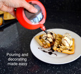 Easy Home Baked Waffles