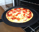 "Silicone 30cm 12"" Vented Oven & Pizza Tray. - WellBake"