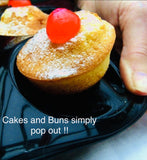 3pc Large Easy Baking Set + Free Decorating Pen.
