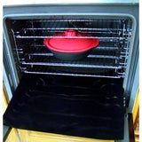 WellBake Heavy Duty Oven Liner 50cmx40cm. Beats cleaning the oven !-Oven liner-WellBake
