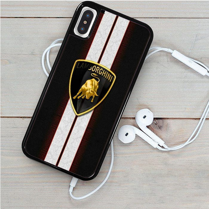 Lamborghini Icon Iphone X Case Macbocase
