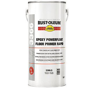 Rust-oleum Epoxy Powerfloat Floor Primer Rapid 3366