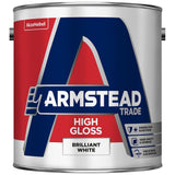 Armstead Trade High Gloss Brilliant White