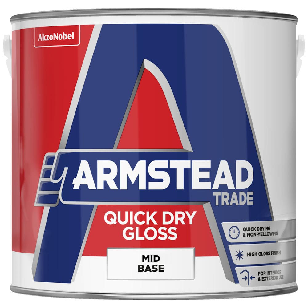 Armstead Trade Quick Dry Gloss Colour