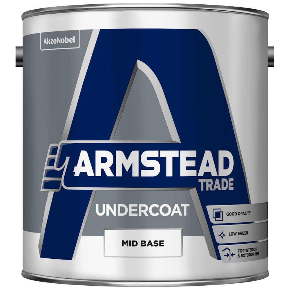 Armstead Trade Undercoat Colour