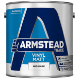 Armstead Trade Vinyl Matt Colour