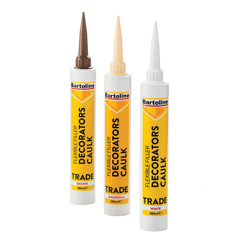 Bartoline Decorators Caulk / Flexible Filler
